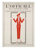 L'Officiel  March-April 1923 - Bolchevick