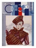 L'Officiel  November 1934 - Le Monnier