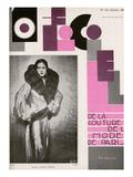 L'Officiel  October 1930 - Mme Louise Eisner