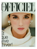 L'Officiel  November 1983 - Isabelle Adjani
