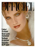 L'Officiel  October 1984 - Revillon