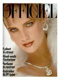 L'Officiel  October 1984 - Revillon