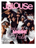 Jalouse  February 2008 - Whitney  Esti  Janaina
