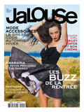 Jalouse  June 2011 - David-Ivar  Eddie Campbell  N&#233;man