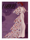 L'Officiel  June 1937 - Madeleine Vionnet