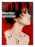 L'Officiel  December 1984 - M Gérard Joailliers