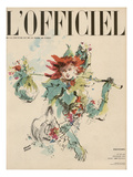 L&#39;Officiel  February 1950 - Printemps