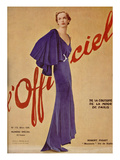 L&#39;Officiel  March 1936 - Tout Paris de Piguet
