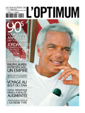L'Optimum  April 2010 - Ralph Lauren