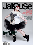 Jalouse  November 2008 - Beth Ditto