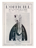L'Officiel  February 15 1922 - Jeanne Lanvin (Illustration)