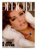 L'Officiel  December 1982 - Christian Dior Haute