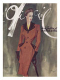 L'Officiel  October 1941 - Collections d'Automne