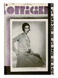 L'Officiel  June 1929 - Princesse Jean-Louis de Faucigny-Lucinges