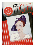 L'Officiel  February 1935 - Marie Alphonsine