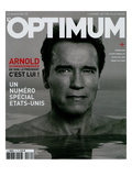L&#39;Optimum  November 2004 - Arnold Schwarzenegger