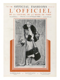 L'Officiel  December 1925 - Mme Charlotte