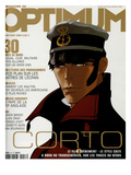 L&#39;Optimum  October 2002 - Image Extraite de Corto Maltese  La Cour Secr&#232;te Des Arcanes