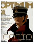 L'Optimum  October 2002 - Image Extraite de Corto Maltese  La Cour Secrète Des Arcanes