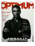 L'Optimum  June-July 2002 - Marcel Desailly