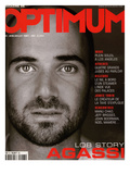 L&#39;Optimum  June-July 2001 - Andr&#233; Agassi