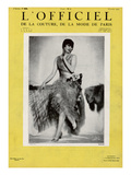L&#39;Officiel  February 1927 - Redfern