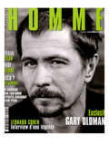 L'Optimum  November 1997 - Gary Oldman
