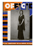 L'Officiel  August 1931 - Comtesse Ghislain de Maigret