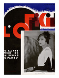 L'Officiel  February 1932 - Mme Ruffo Proven