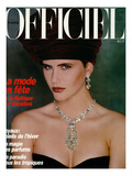 L'Officiel  December 1986 - Cerrilyn