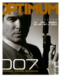 L&#39;Optimum  December 1999-January 2000 - Pierce Brosnan