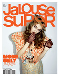 Jalouse  March 2009 - Madisyn Ou Theodora Richards