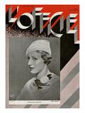 L'Officiel  April 1933 - Mle Boecler