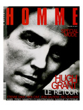 L'Optimum  February 1997 - Hugh Grant