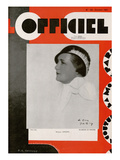 L'Officiel  October 1931 - Mme Simone