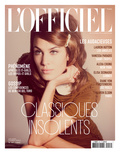 L'Officiel  August 2010 - Alexa Chung