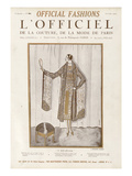L'Officiel  January 1925 - O Kou-Moura