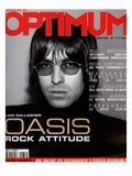 L'Optimum  March 2000 - Liam Gallagher