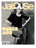Jalouse  February 2009 - Dakota Fanning