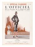 L'Officiel  October 1924 - Chambéry