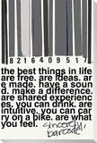 Barcode B W