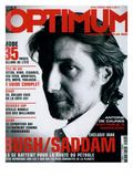 L'Optimum  February 2003 - Antoine de Caunes Est Habillé en Paul Smith