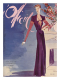 L'Officiel  December 1938 - Nina Ricci