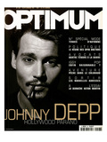 L'Optimum  September 1999 - Johhny Depp