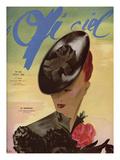 L'Officiel  August 1938 - Le Monnier
