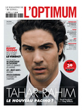 L'Optimum  September 2011 - Tahar Rahim