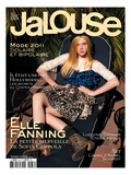 Jalouse  December 2010-January 2011 - Elle Fanning