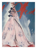 L'Officiel  July 1939 - Balenciaga