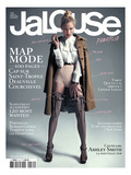 Jalouse  October 2010 - Ashley Smith