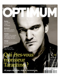 L&#39;Optimum  December 2003-January 2004 - Quentin Tarantino Habill&#233; Par Lv